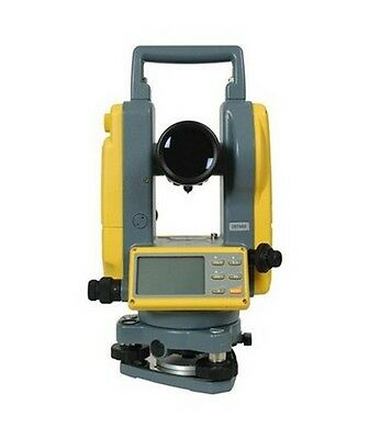 "Spectra Precision DET-2 Digital Electronic Theodolite 2"" Acc."