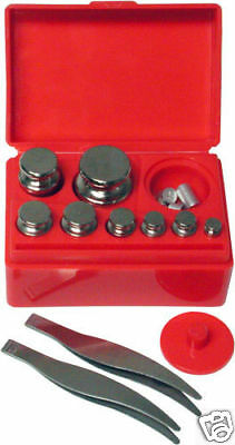 Calibration Weight Set 15 Piece Weights 4 Digital Scale ✪✪✪