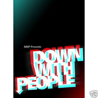 Down With People - Snowboard DVD - All Region