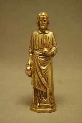 """+ Brass Statue of """"St. Joseph"""" + Selling your home? + ST. JOSEPH helps sell +"""