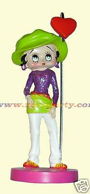 BETTY BOOP  originale PORTAFOTO CLIP BB CASUAL H 14cm