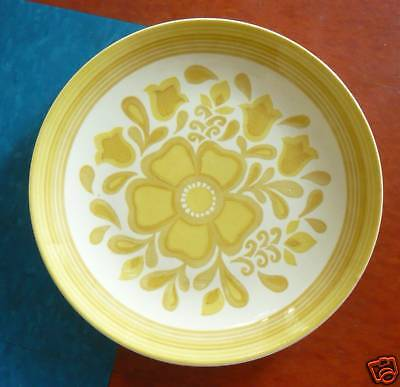 Vintage ROYAL CHINA CAVALIER PLATE TRAY Danish Modern