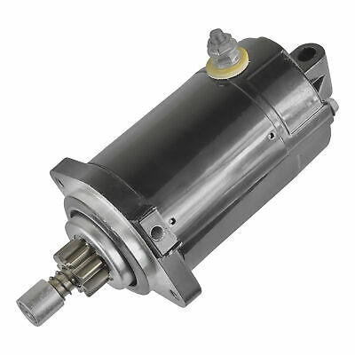New Yamaha Mercury Outboard Starter 90-115 HP Replaces S114-838 MOT5019