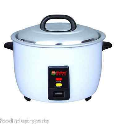 NEW 50 Cup Electric Commercial Rice Cooker   UL & NSF-4