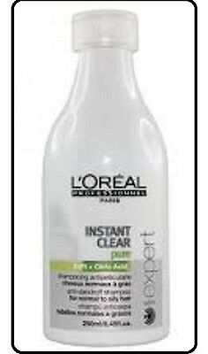 SHAMPOOING L OREAL PROFESSIONNEL Instant Clear pure 250Ml