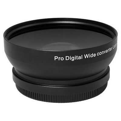 67mm 0.45x 67 mm Wide Angle + Macro Conversion Lens For Canon Nikon Sony Camera