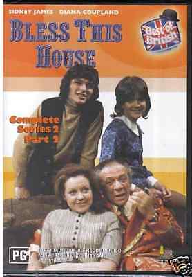 BLESS THIS HOUSE SERIES 2 PART 2 Brand New DVD!