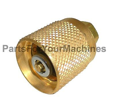 Female Coupler For Lpg Fuel Systems, Rego 7141F, Forklifts, Propane Buffers