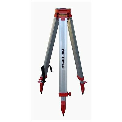 Northwest NAT83 Builder's Aluminum Cunstruction Tripod
