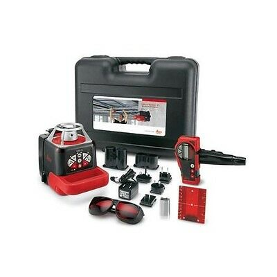 Leica Roteo 35 WMR Horizontal/Vertical Rotary Laser Level Package 765752