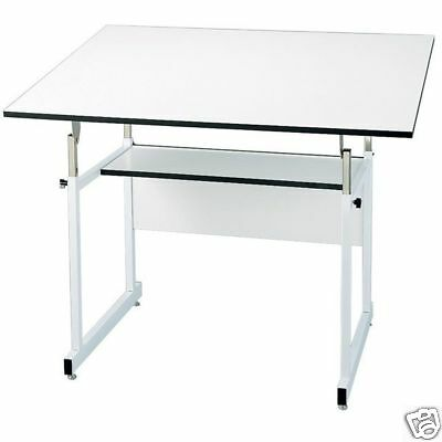 "Alvin Workmaster Drafting Drawing Table w/ 37.5x60"" Top"