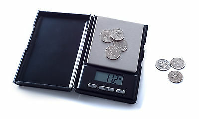 500g x 0.1g DIGITAL SCALE ELECTRONIC POCKET SCALES NEW * SUPER FAST POSTAGE *