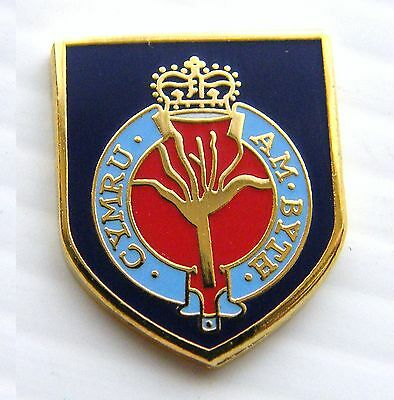 The Welsh Guards Army Military Lapel Pin Badge Gift Pouch Mod Approved