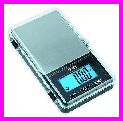 DIGITAL SCALES POCKET PRECISION 0.01G ** 100g x 0.01 ** AUS SELLER - FAST POST
