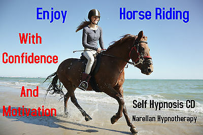 Horse Riding - Self Hypnosis CD - Narellan Hypnotherapy