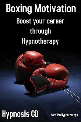 Boxing Motivation Self Hypnosis Cd Narellan Hypnotherap