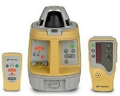 Topcon RL-VH4DR Horizontal/Vertical Laser Level Interior Package 57145 W Remote