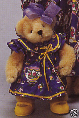 MUFFY CLOTHES MOMMIE AND ME OUTFIT  No American Bear