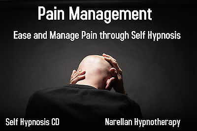 Pain Management-Self Hypnosis CD -Narellan Hypnotherapy
