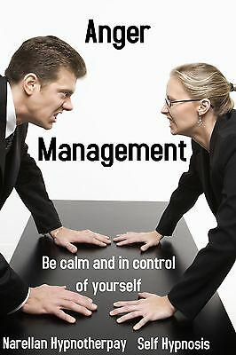 Anger Management-Self Hypnosis CD-Narellan Hypnotherapy