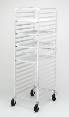 Rack For Sheet Pan / Bun Pan  Bent Frame Top
