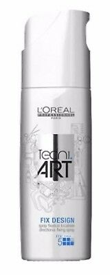 Spray coiffant FIX DESIGN L'OREAL Professionnel 200ml
