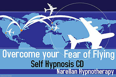 Fear of Flying -Self Hypnosis CD-Narellan Hypnotherapy