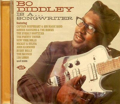BO DIDDLEY IS A . . .SONGWRITER - 24 VA Tracks on ACE