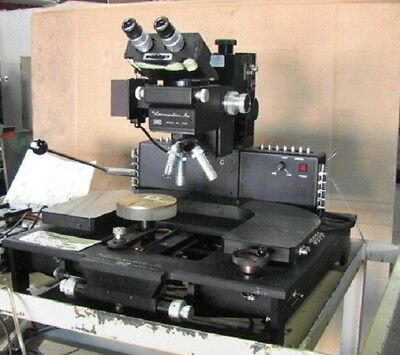 MicroManipulator 6200 Probe Station Ultrasonic TempChuk