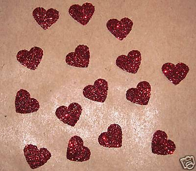 7Hotfix iron on transfers for firefly xmas transfers in red glitter