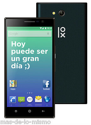 "SmartPhone Libre Primux Volt Telefono Movil 4G IPS 5"" HD Quad Core 8GB 4000 mAh"