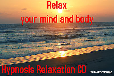 Relaxation - Self Hypnosis Cd-Narellan Hypnotherapy