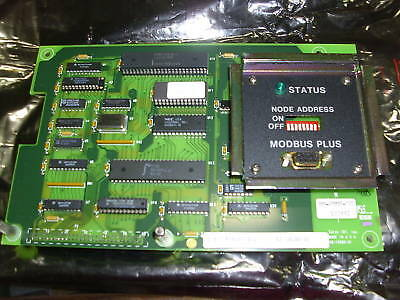 MODICON MM-PMMP-000 SUPPORT SYSTEM BOARD ~ Used