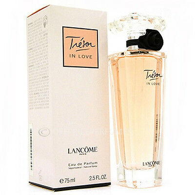 Tresor In Love by Lancome Women Perfume 2.5 oz Eau de Parfum Spray In Box Sealed