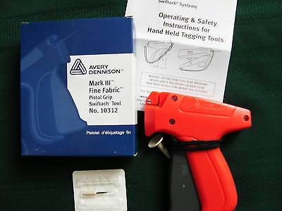 Avery  Dennison  Price Tagging Gun  Mark Iii       Bnib