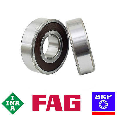 Yamaha Rd350 Front Wheel Premium Branded Fag Skf Bearings