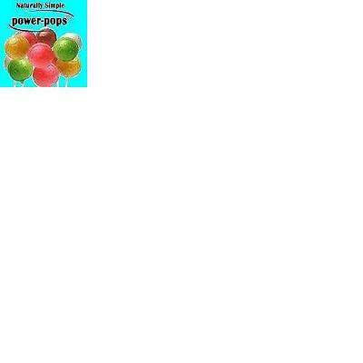 18 Trial Pack Diet Lose Weight Hoodia Power pops Candy 1 of Each Flavor to TRY