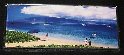 Magnetic Photo frames clear acrylic Super Long  (100)