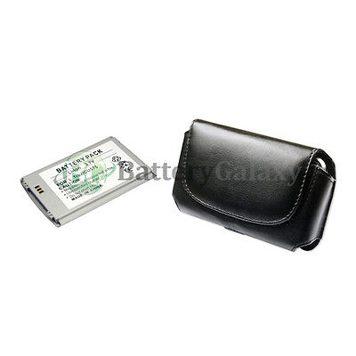 NEW Cell Phone Battery + Pouch Case for LG cu575 Trax