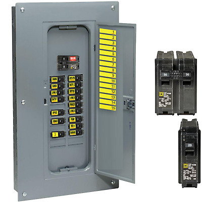 Universal Circuit Breaker Tag Labels fit all Breaker Switch Square D GE SIEMENS