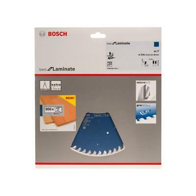 Bosch HM Sägeblatt best for Laminate 216x30 mm, Z=60