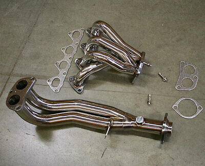 92-93 Acura Integra LS/RS Stainless Header B18