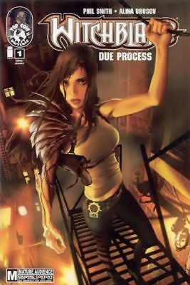 Witchblade: Due Process