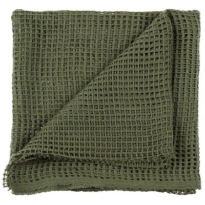 NEW - Genuine Military Army Issue Olive Green Scrim Face Neck Veil / Scarf