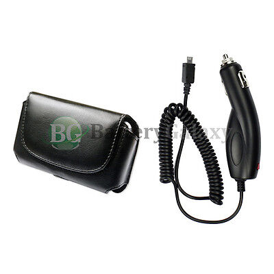 Charger Cell Phone + Case for Kyocera S2300 Loft Torino