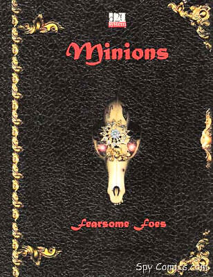 Minions - Fearsome Foes - Bastion Press - New