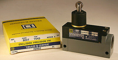 Square D 9007 Series Y54D Switch