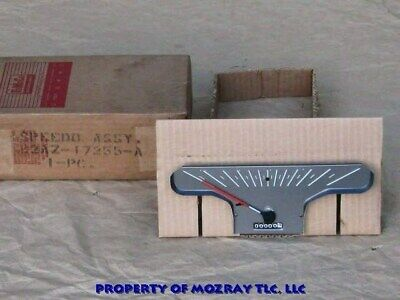 FoMoCo Speedo Galaxie_Country Sedan_Country Squire_Ranch Wagon 1962 NOS