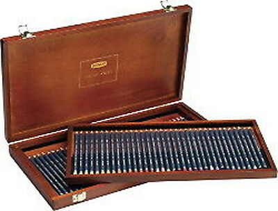 Derwent Watercolour Pencils 72 Colour Wooden Box Set