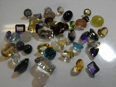 All Natural Loose Gemstones By The Carat! Buy 1 or 100!